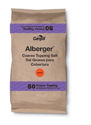 alberger coarse topping