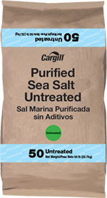purified sea salt untreated