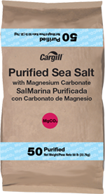 purified sea salt