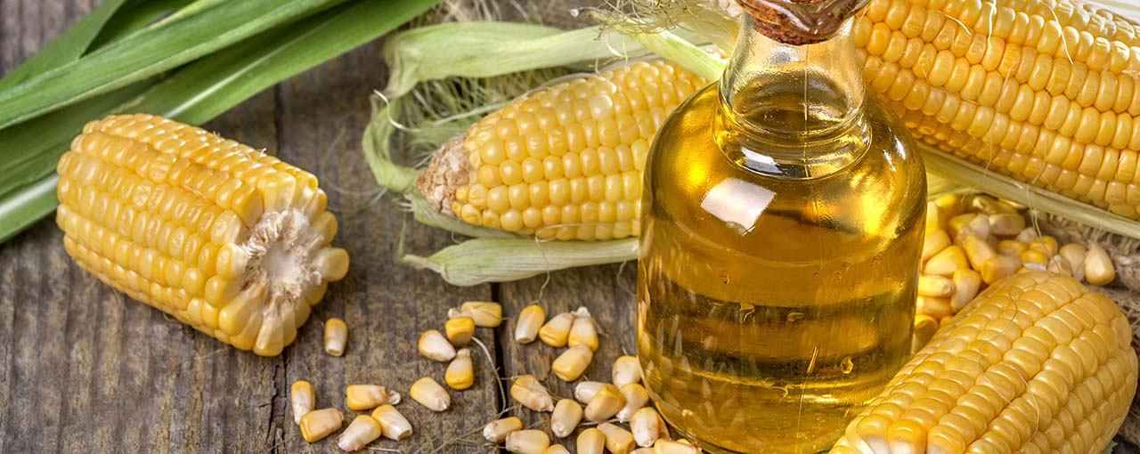 Corn oils fats