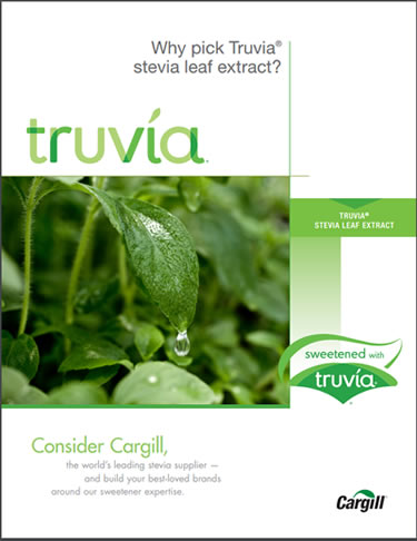 Truvia Product Brochure