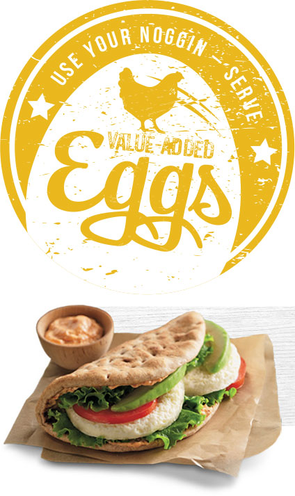 Cargill Protein Foodservice Value Added Eggs