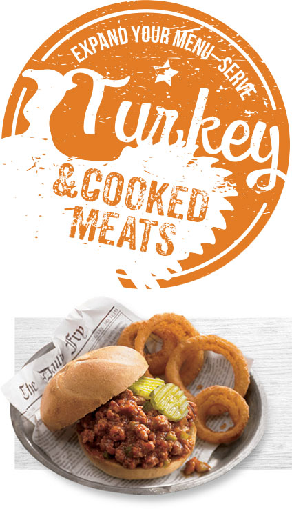 Cargill Protein Foodservice Turkey and Cooked Meats
