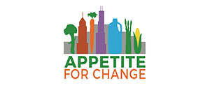 Appetite for Change Program logo