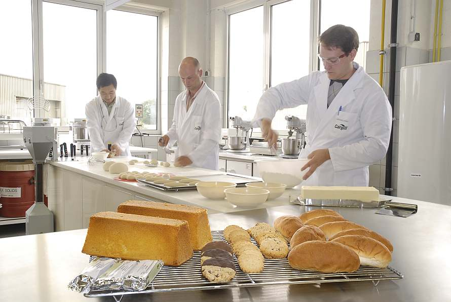 Fats and Oils - Bakery - R&D