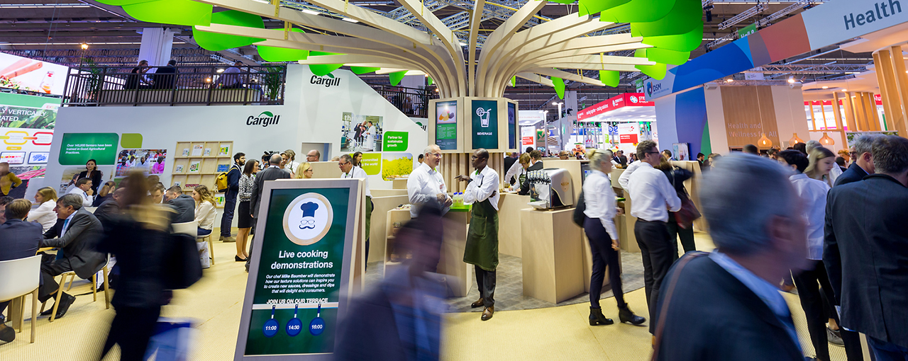 Cargill at Food Ingredients Europe