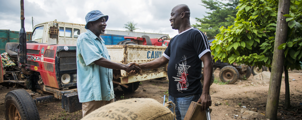 Cargill Cocoa Promise - Partnerships