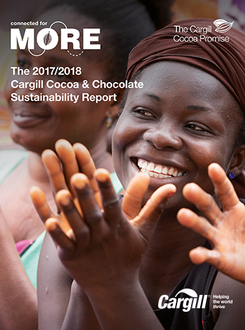 The Cargill Cocoa Sustainability Report