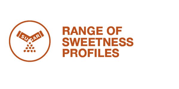 Cereal Sweeteners Benefits - Mild Sweetness