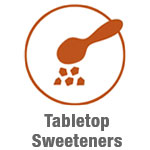 Tabletop Sweeteners