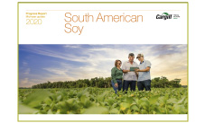 Soy Sustainability report