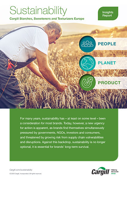 Sustainability Insights Report
