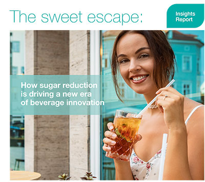 Cargill Sugar Reduction in Beverages Insights Report