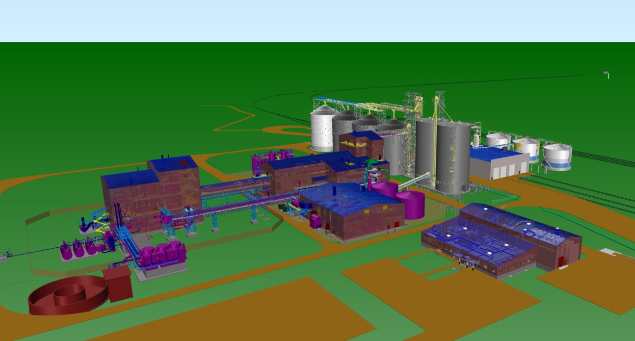 In page image CARGILL UNVEILS NEW CANOLA FACILITY