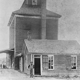 Minnesota headquarters in 1870