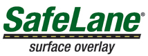 SafeLane® surface overlay.