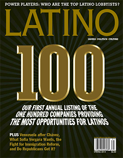 Latino 100. Learn more.
