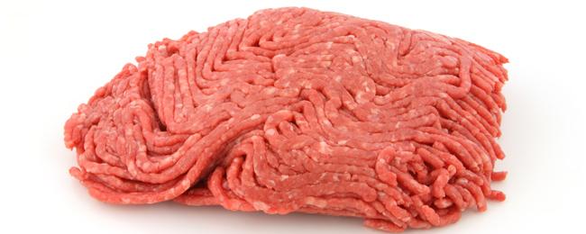 Ground beef. Cargill.