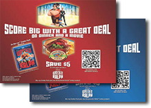 �Wreck-It Ralph,' Walt Disney Pictures' hit arcade game-hopping animated adventure is featured with Cargill's Honeysuckle White and Shady Brook Farms turkey brands in a springtime promotion.