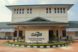 Cargill Tropical Palm Learning Academy in Indonesia.