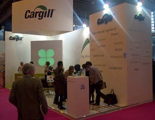 Cargill at in-cosmetics 2013.