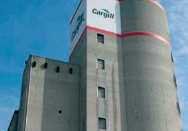 Cargill malt plant. Europe.