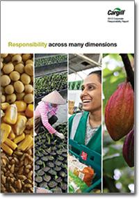 Cargill 2013 Corporate Responsibility Report