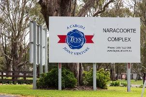 Teys Australia Naracoorte Complex in Australia.