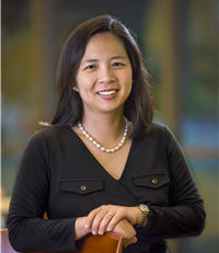 Sarena Lin portrait. Cargill Corporate Vice President.