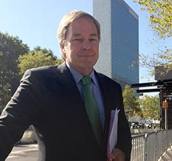 Cargill's CEO Dave MacLennan