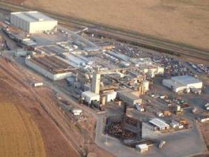 Friona Texas beef plant
