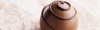 Chocolate truffle. Cargill.